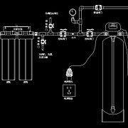 全屋中央净水系统中软水机选型成本计算,diy安装的探讨分析