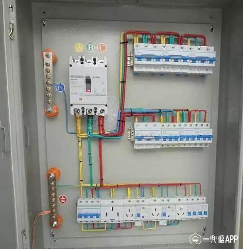 家用配电箱跳闸时,如何判断是 线路漏电 还是用 电器漏电图片