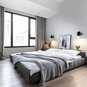 卧室中床头的那面墙,提供这24种布置与设计灵感!