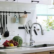 入住兩年,我家滿意度最高的區域:U型開放式廚房