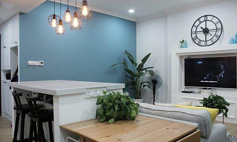 女建筑师的家~142方北欧美式混搭~(03.13更新)
