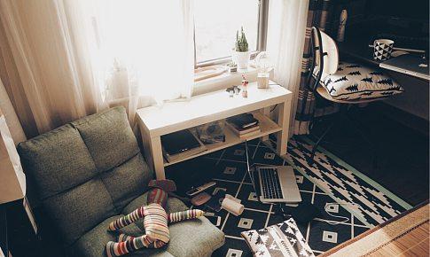 3㎡卧室改造再小也是自己家