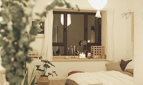 airbnb全手工打造北欧自然风温馨浪漫小屋