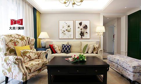 ▏美粉HOME ▏50万打造145平美式三房