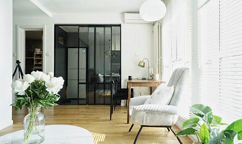 远洋自然48平米室内设计
