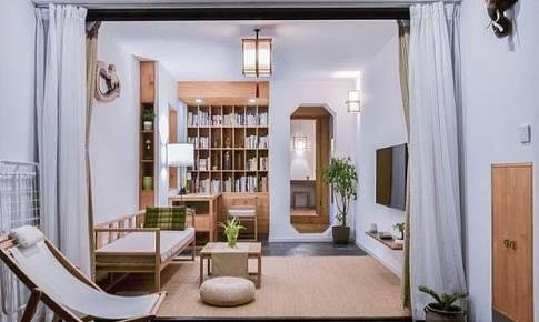 把家当个园子造-建筑师夫妇的系园自宅