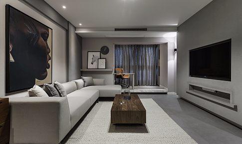 90 120平米其他风格两居室设计师案例 一兜糖 家居装修生活平台