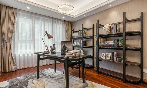巴莎美家高级定制 | 165平米叠墅,低调奢华