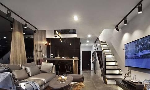 现在炫酷时尚loft公寓,要的就是和别人不一样
