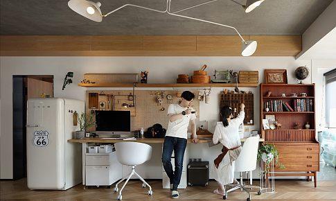 设计师的家:设计、生活、花艺、咖啡都不可少