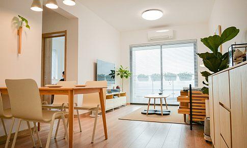 这个60㎡日式风的家,将原木色运用到极致