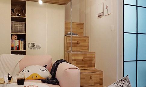 渝中城 ▎小姐姐的糖系单身公寓