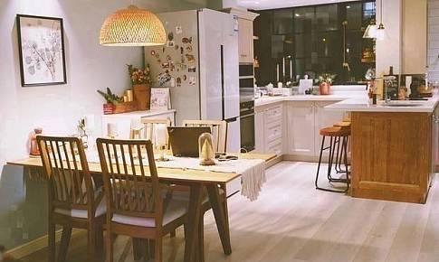 有爱的房子才是家,吃货之家的?#34892;?#26159;厨房