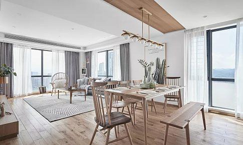 名肯家具分享|让人身心得到放松的现代极简住宅设计,才是完美的!