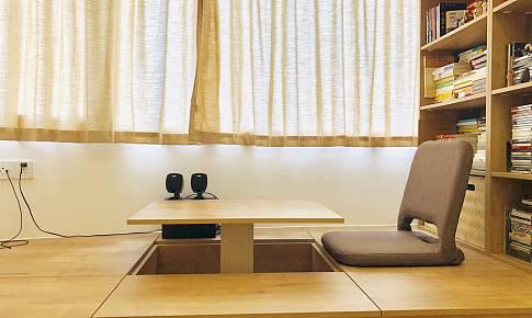 50平簡約又有點小要求的日式小居