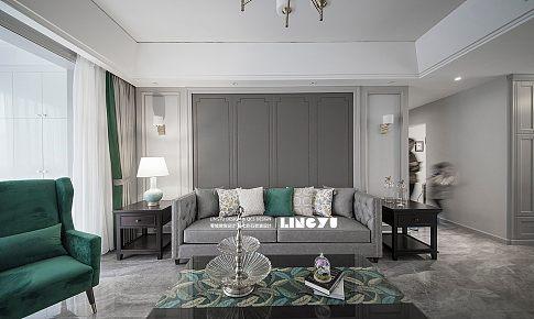 完工实景   月亮河 美式轻奢 平层公寓 【附装修前后对比】
