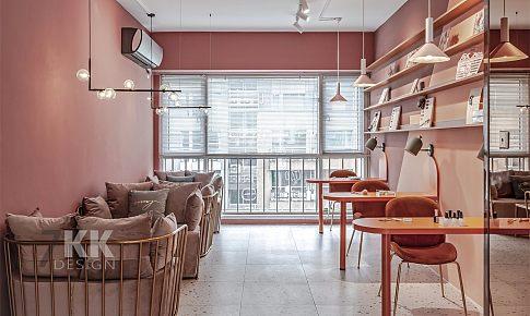紫羽美甲休閑咖啡店