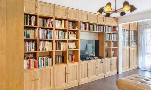 滿墻書柜 | 讀書狂人的夢想