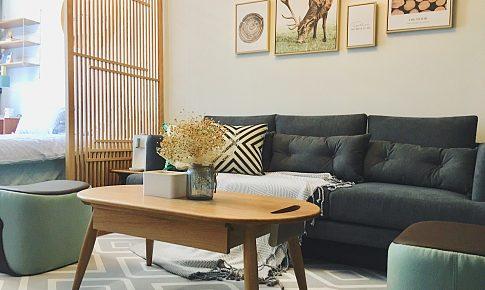 初夏物語,廣州日式簡約公寓里的靜好時光