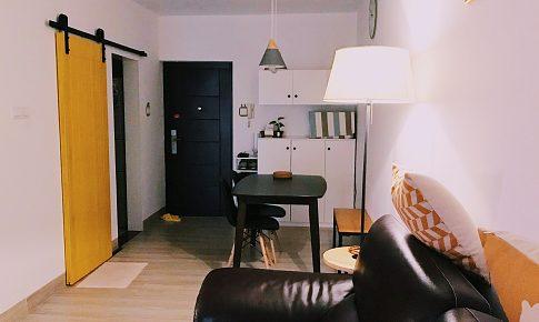 8万元超低总价包含家电家具!无所谓风格,?#32422;?#21916;欢就是舒服的家