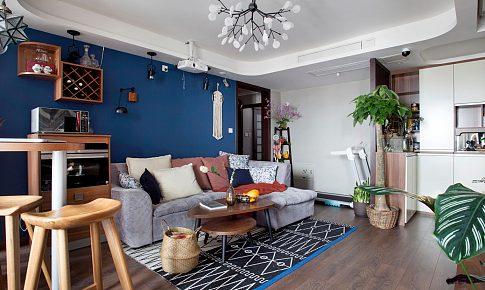 【久棲設計】變換廚房門,收獲客廳采光,擁有獨立餐廳,一舉兩得讓居住有聲有色