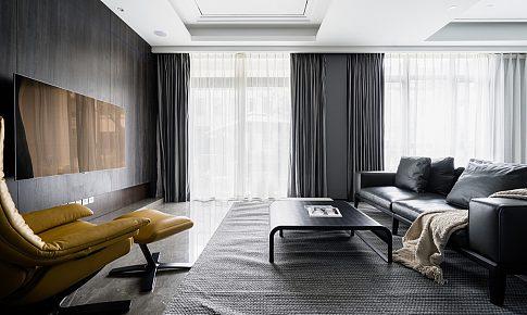 別墅裝修∣80后外企女高管的現代簡約家