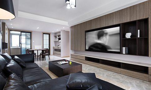 然設計∣140㎡高級灰的私宅,演繹現代輕奢藝術范∣原創作品