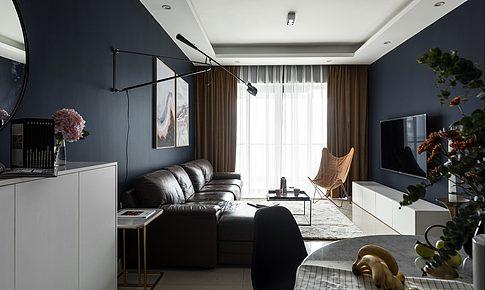 不改地、頂、主沙發,舊房也能換新顏