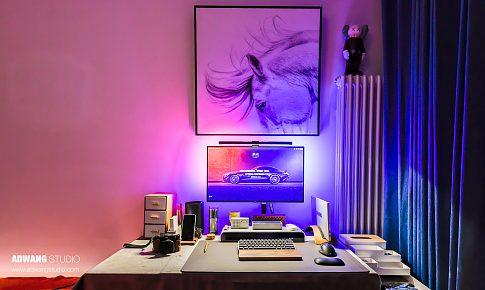 租来的小房间如何布置?重度强迫症的设计师亲自示范