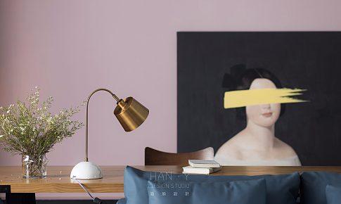 涵瑜設計新作:臟粉與黑色大膽碰撞,溫柔之中詮釋女性力量