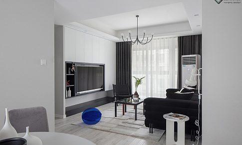 首發 | 誰說黑白灰色系不可以打造出夢幻溫馨的家