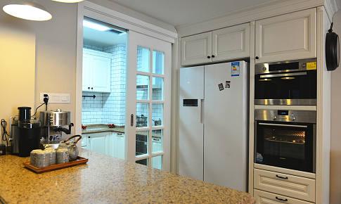 120平米以上三居室装修效果图 第2页 一兜糖家居社区