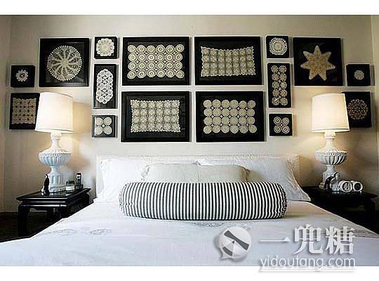 北欧宜家卧室装修效果图