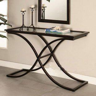 梳妆台欧式铁艺桌子
