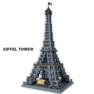 乐高式益智拼装积木儿童场景建筑模型玩具城市