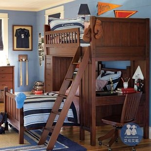 双层床儿童床 高低床 子母床