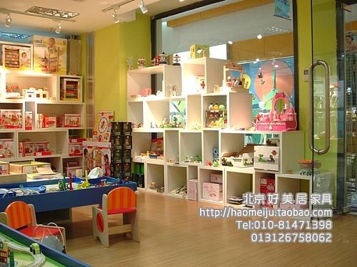 隔断 饰品/包物流小方格柜儿童玩具饰品 橱窗展示柜 隔断柜柜白