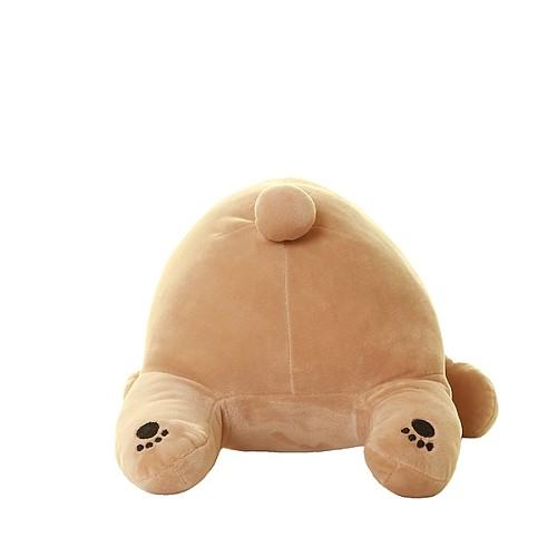 北极熊毛绒玩具 大号熊抱枕公仔趴趴熊儿童玩偶 女生生日礼物包邮_图5