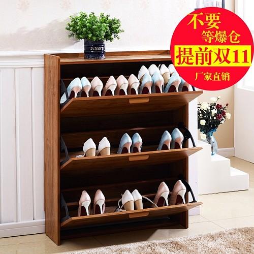 简约现代宜家鞋柜_图2