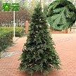 1.8米PE+PVC美版圣诞树 圣诞树装饰品 厂家直销 高档仿真圣诞树