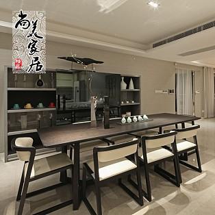 荣麟世佳新槟榔二代正品金丝木檀木L041餐餐厅家具胡桃木图片