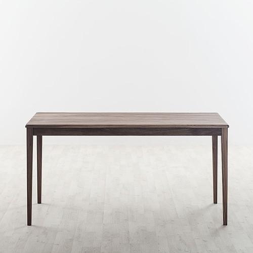【厌式房间】好人桌 原木实木书桌会议桌餐桌白蜡黑胡桃 独立设计_图1